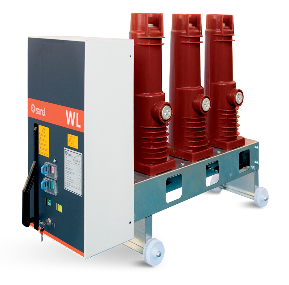 Sarel Energizing The World Wiring Together With Circuit Breaker Vacuum Gas Mv Breakers